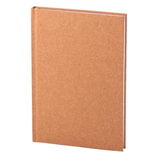 Notes Natura, A5, liniat alb, bej