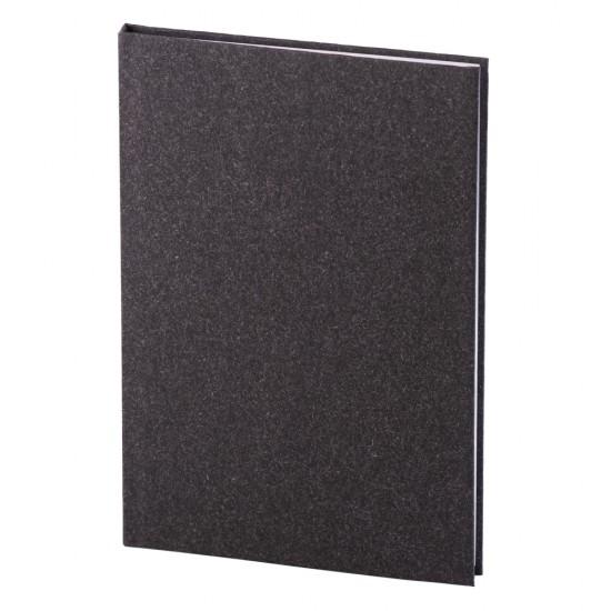 Notes Natura, A5, liniat alb, negru