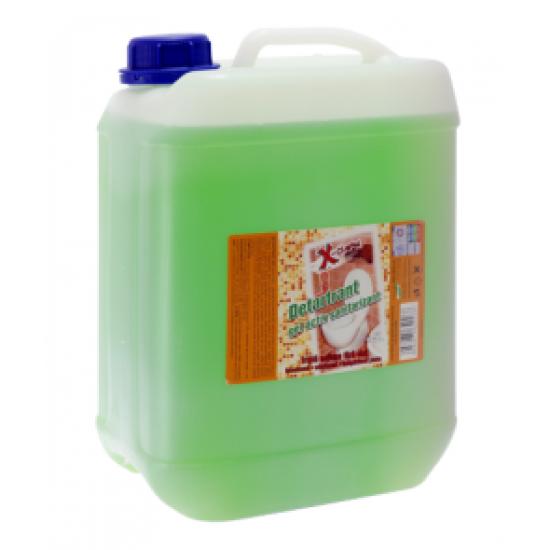 Detartrant gel activ sanitarizant 5 L - Canistra AQA Choice