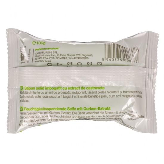Sapun Sense extract castravete, 100g