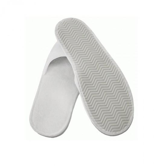 Papuci inchisi in fata din frotir 180g, talpa 4mm Hl 09