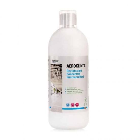AEROKLIN™ C – Dezinfectant concentrat microaeroflora, 1 litru