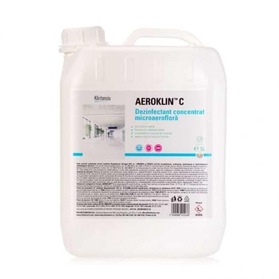 AEROKLIN™ C – Dezinfectant concentrat microaeroflora, 5 litri