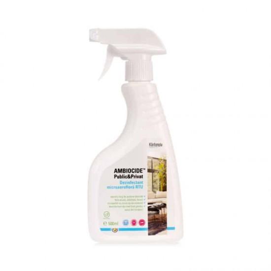 AMBIOCIDE™ P&P – Dezinfectant microaeroflora RTU, 500 ml