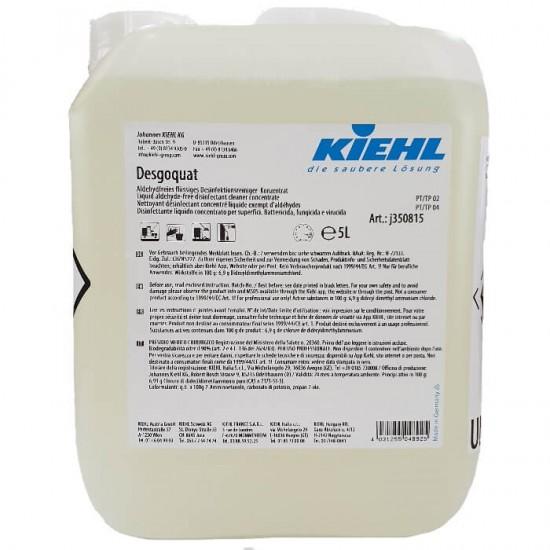 Desgoquat-Detergent dezinfectant lichid concentrat fără aldehyde 5L