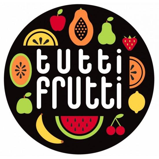 Mini gel de baie si dus cu pere si merisoare Tutti Frutti 100 ml