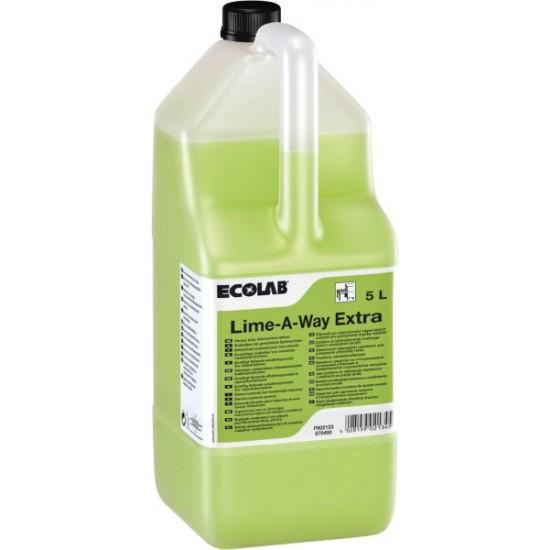 Detartrant pentru masina de spalat vase LIME-A-WAY EXTRA 5L Ecolab