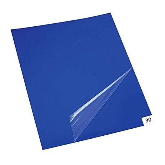 COVOR DEZINFECTANT STICKY MAT 60 x 90 cm, 30 foi, albastru