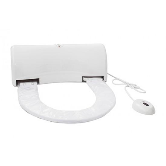 Capac toaleta cu senzor si buton - folie 135 utilizari, Navisani