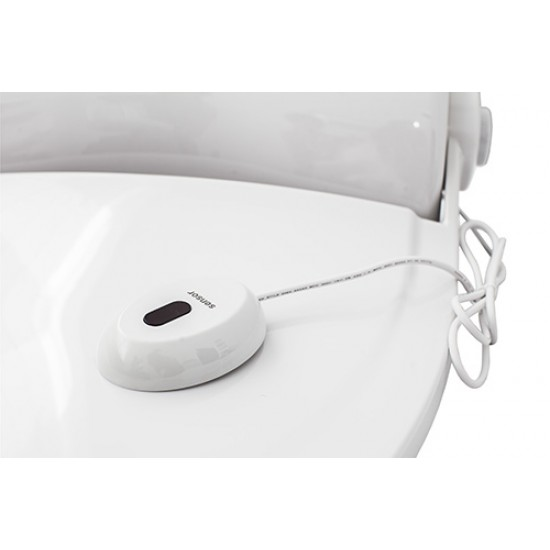 Capac toaleta cu senzor si buton