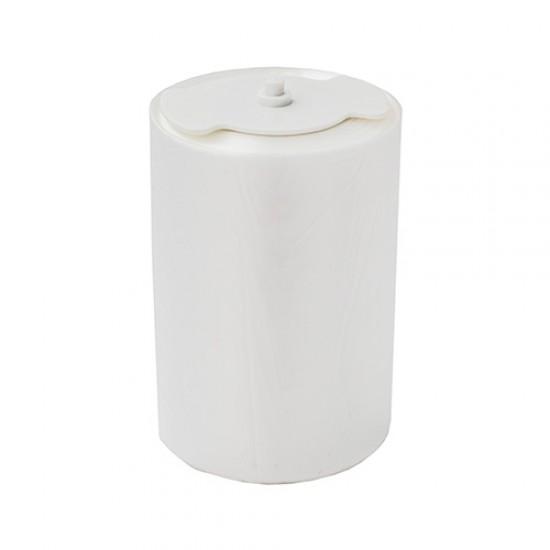Rolă folie 135 utilizari pentru capacul de toaleta cu folie 135 Sanito