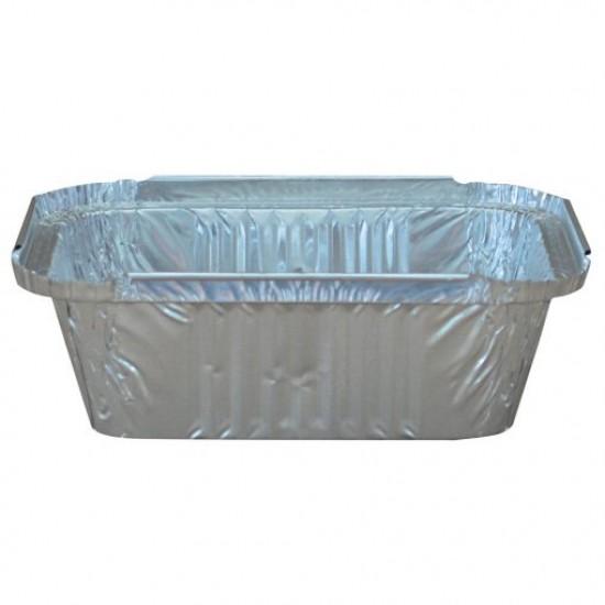 Caserole aluminiu 528/728L/128L, 100 buc/set