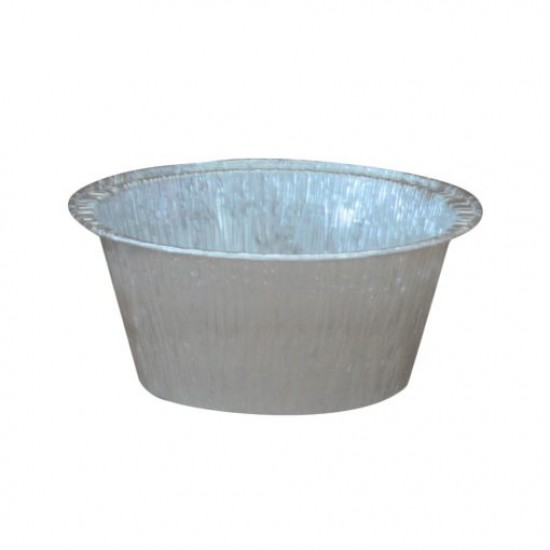 Caserole aluminiu 211 /511, 100 buc/set