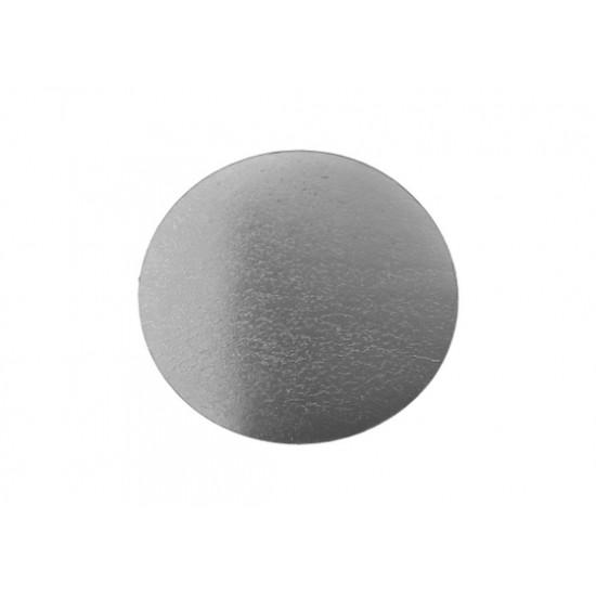 Capac pentru caserola aluminiu rotunda 185*185 mm, 100 buc/set