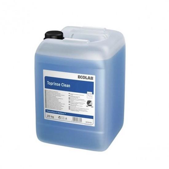 Aditiv pentru clatire neutru pentru mașinile industriale de spălat vase TOPRINSE 20kg Ecolab