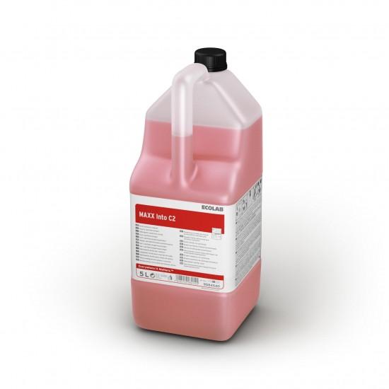 Detergent sanitar pentru curățarea zilnică MAXX2 INTO C, 5L, Ecolab