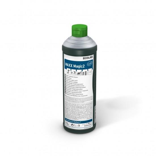 Detergent superumectant universal Manual/Automat de înaltă performanță MAXX2 MAGIC 1L, Ecolab - Ecologic