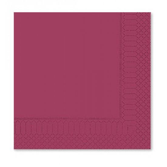Servetele 33x33 cm, 2 straturi, Smart Table Bordeaux, Fato