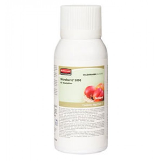 Odorizant dispenser Microburst 3000 - Orchard, 1x75 ml, RUBBERMAID