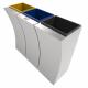 SILKEBORG A Concept modern de reciclare selectiva din otel inoxidabil