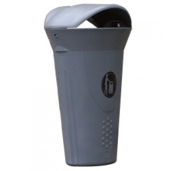 Cos de gunoi cu capac LUNA 60 L MEVATEC