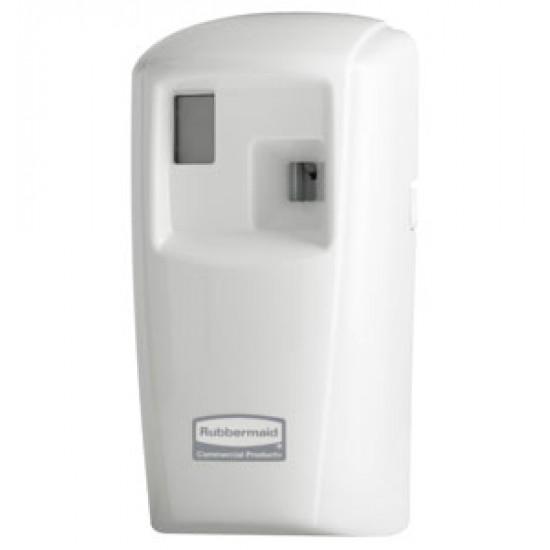 Dispenser programabil pentru odorizanti, alb, 75 ml - Microburst 3000, RUBBERMAID