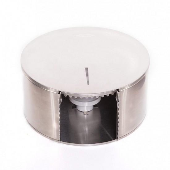 Dispenser hartie igienica Jumbo, inox satinat, Limpio