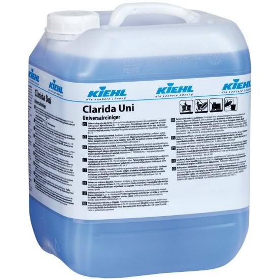CLARIDA UNIVERSAL Manual -Detergent universal pentru suprafete, 10L, Kiehl