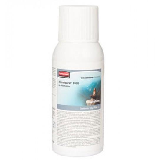 Odorizant dispenser Microburst 3000 - Inspirations, 1x75 ml, RUBBERMAID