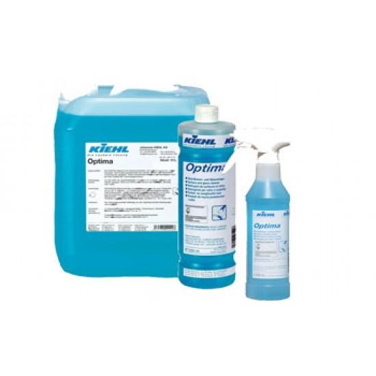 OPTIMA ECO-detergent ecologic pentru suprafetele din plastic si sticla, 10L, Kiehl