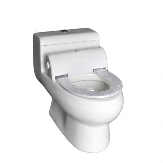 Capac toaleta cu buton - 135 utilizari fara capac, Navisani