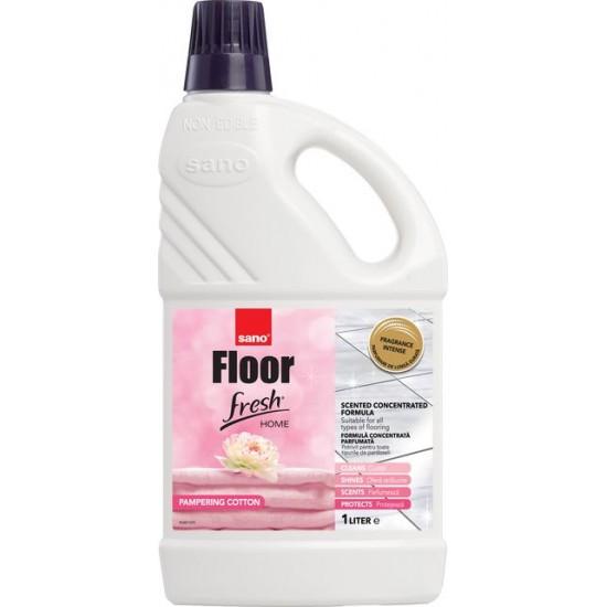 SANO FLOOR FRESH HOME RELAXING SPA Manual, 1L sticla, detergent pardoseala