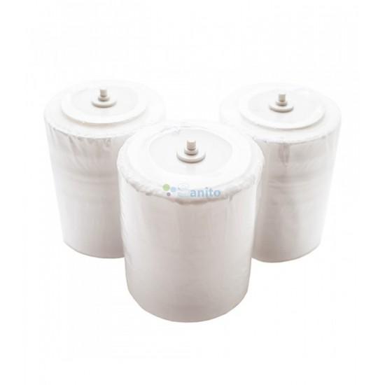 Rola pentru capacul de toaleta SaniSeat - 180 utilizari