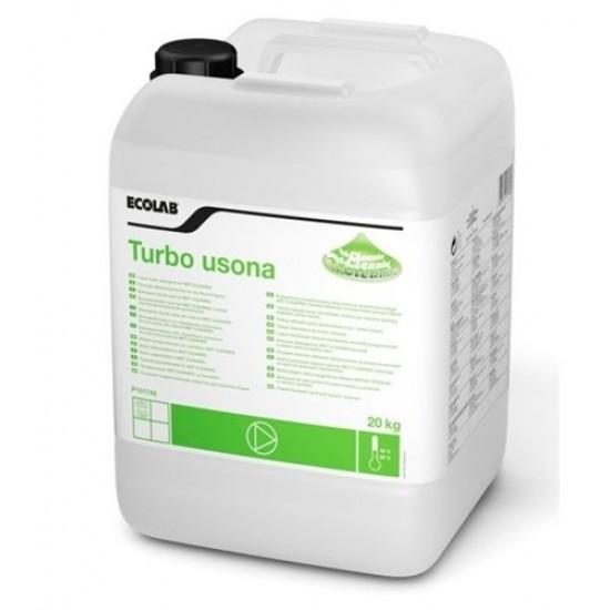 Detergent lichid pentru textile delicate si Wet Cleaning - Turbo Usona, 20kg, Ecolab