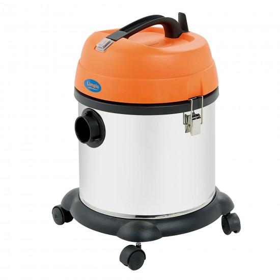 Aspirator multifunctional pentru aspirare umeda si uscata, 20 L, Limpio, 1320W