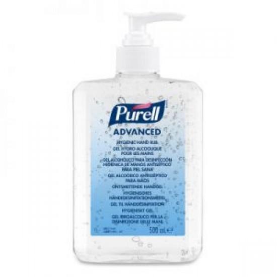 Aviz Medical - Gel dezinfectant virucid PURELL Advanced, 500ml