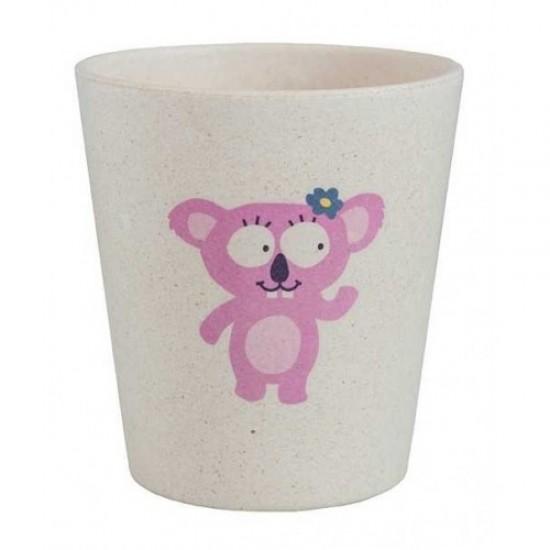 Pahar pentru clatire sau depozitare periuta de dinti, Koala - Jack n' Jill 120 g