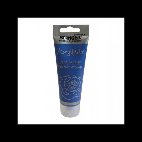 Vopsea acril Stanger - albastru cobalt, 75 ml