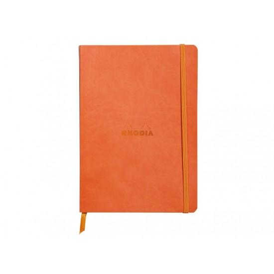 Agendă nedatată A5+ RhodiaRama, 80 file