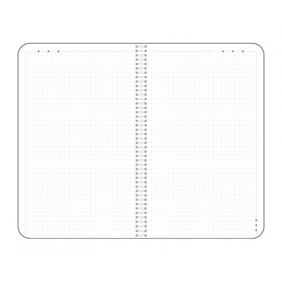 Agenda Dakar, 14 x 22.5 cm, 192 pagini
