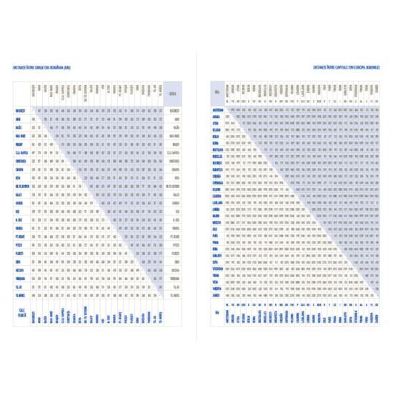 Agenda Domino, 14 x 20.5 cm, 192 pagini