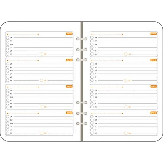 Agenda PORTO – organizer, 14 x 21.2 cm