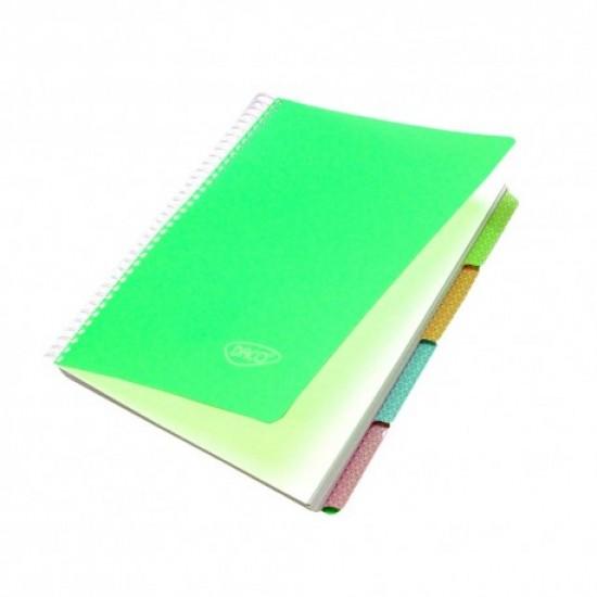 Caiet a4 200 file 5 subiecte daco eminent