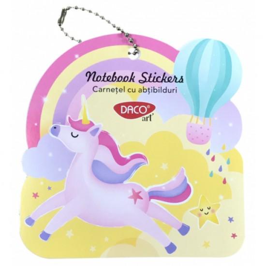 Abtibild - ab128 unicorn carnetel daco