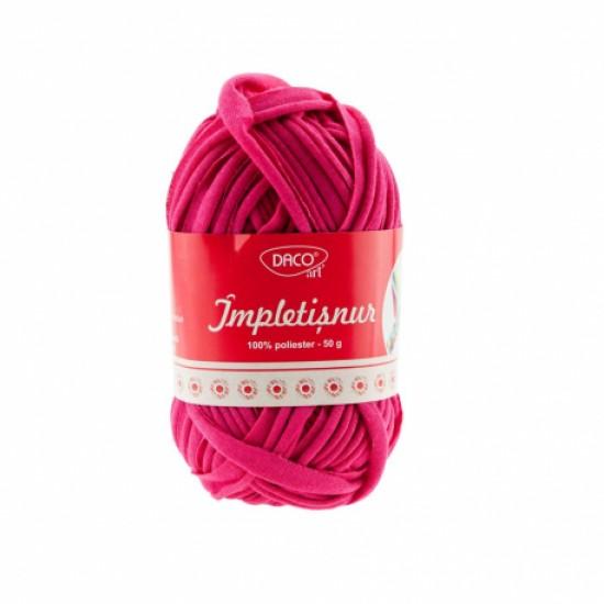 Accesorii craft - ad296rz impletisnur roz daco