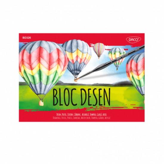 Bloc desen a3 15 file 250g daco bd326