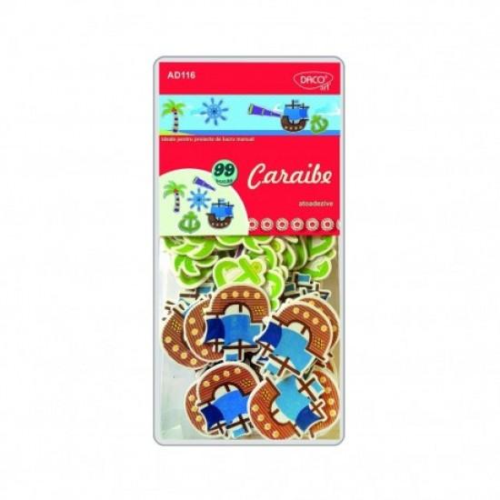 Accesorii craft - ad116 caraibe spuma daco