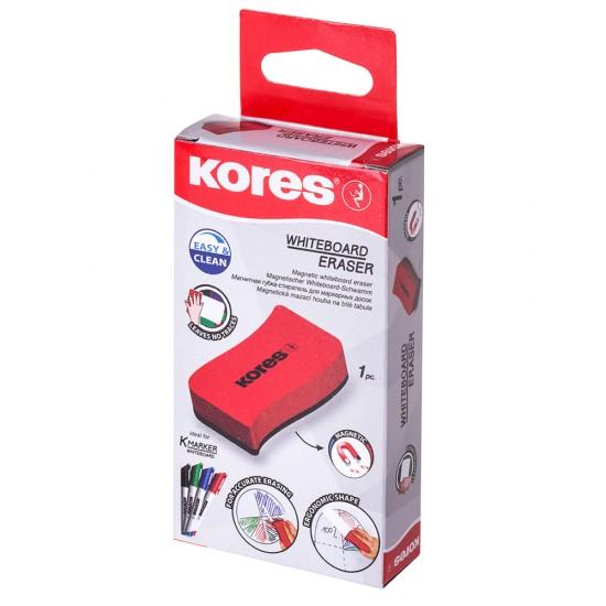 Burete magnetic Kores pentru tabla
