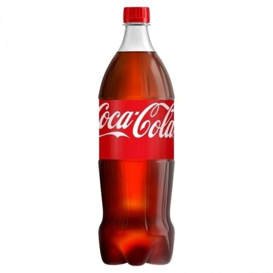 Bautura racoritoare carbogazoasa Coca-Cola, 1.25 l, 6 bucati/bax