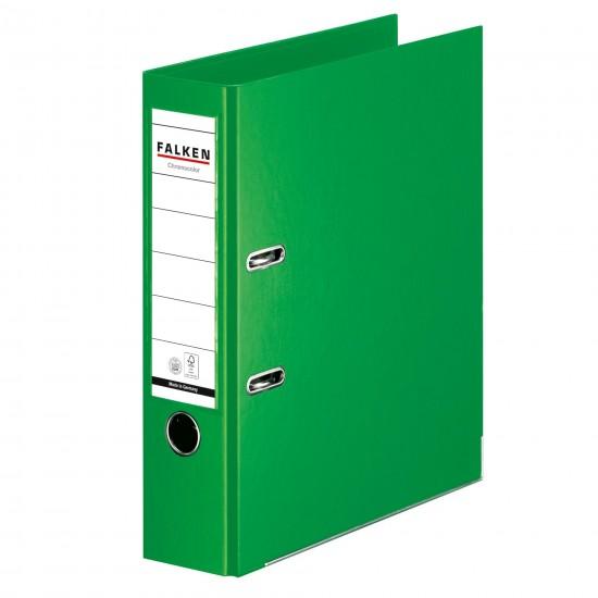 Biblioraft Falken Chromocolor, 80 mm, verde deschis